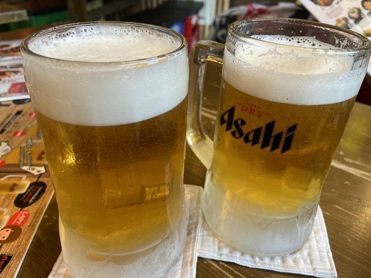 剣心 生ビール