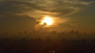 バンコクの大気汚染