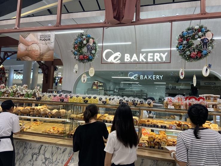 セントラル系列に入っているパン屋さん:BAKERY